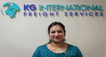 Sue Ganesh - Customer Service Representative