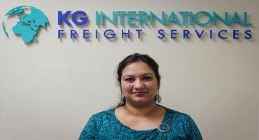 Sue Ganesh - Customer Service Representative