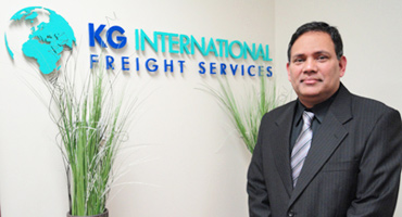 Teju Ramnarine - President & General Manager